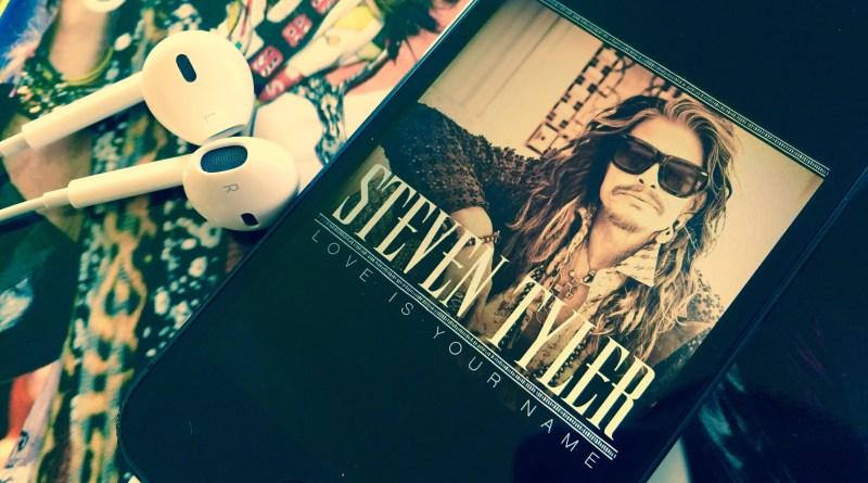 Steven Tyler - Love Is Your Name (2015)   www.AlbumsThatRock.com