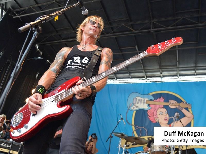 Duff McKagan, Guns N Roses