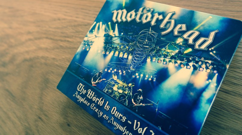 Motörhead - The Wörld Is Ours - Vol.2: Anyplace Crazy As Anywhere Else (2012) | www.AlbumsThatRock.com