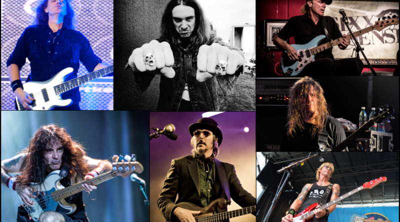 The 10 Most Influential Bass Players Of Rock and Heavy Metal