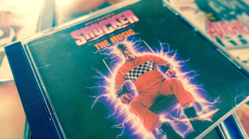 Wes Craven's Shocker – The Music (1989)
