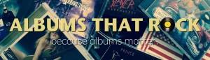 AlbumsThatRock.com header 2