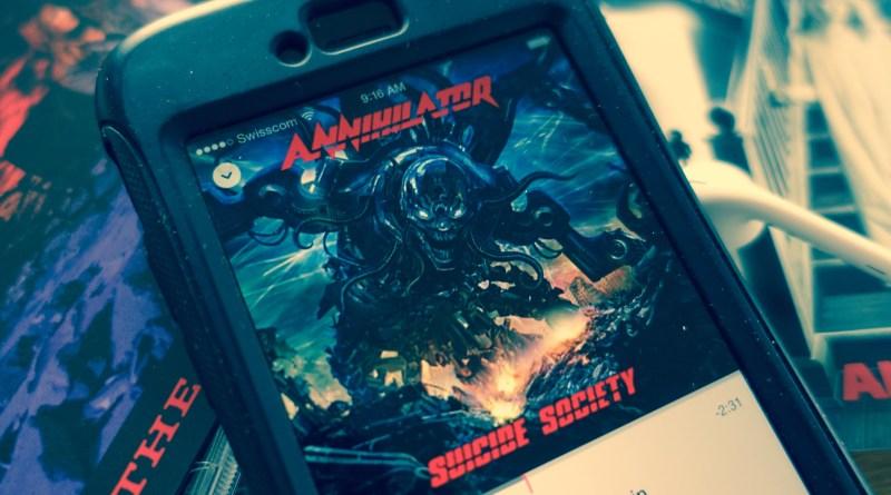Annihilator - Suicide Society (2015)