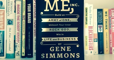 Me, Inc.: Build an Army of One, Unleash Your Inner Rock God, Win in Life and Business - By Gene Simmons (2014)