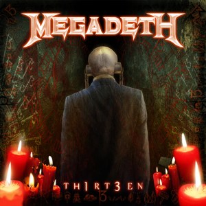 Megadeth Thirteen