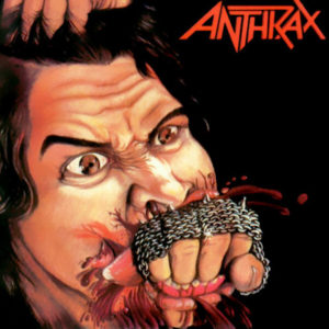 Anthrax-Fistful-of-Metal-album-cover