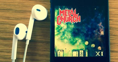 Metal Church XI (2016)