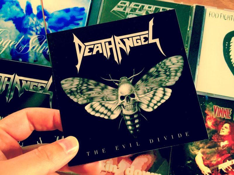 """Death Angel """"The Evil Divide"""", 2016"""