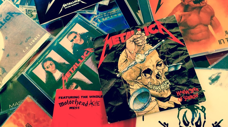 10 Best Metallica Single Releases