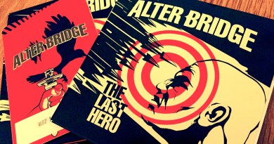 Alter Bridge 'The Last Hero', 2016, albumsthatrock.com