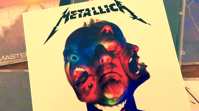 Metallica - Hardwired... to Self-Destruct, 2016, albumsthatrock.com