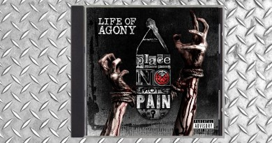 A Place Where There's No More Pain (2017) by Life of Agony