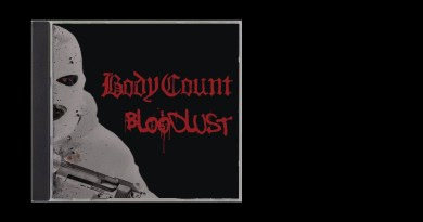 "Body Count ""Bloodlust"" (2017)"