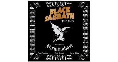 Black Sabbath The End: Live in Birmingham