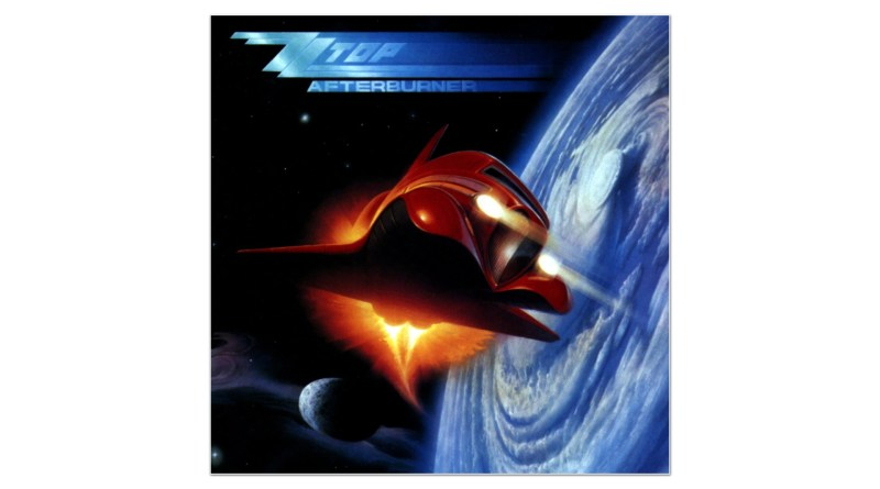 ZZ Top - Afterburner (1985)