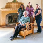 Photo of Albuquerque Special Collections Library staff
