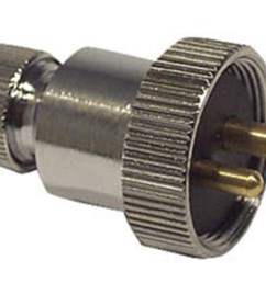 2 pin waterproof connector 12 volt 3 amp to suit tep076 tep078a replacement plug for the tpe076 plug and socket combination  [ 1200 x 874 Pixel ]