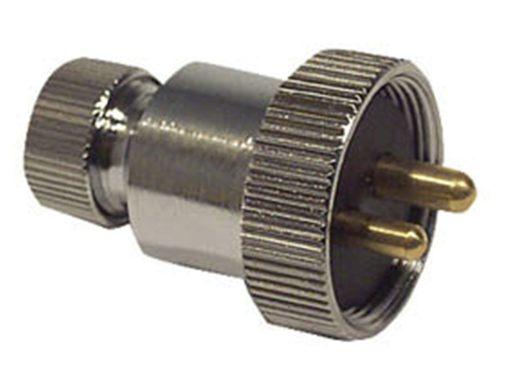 medium resolution of 2 pin waterproof connector 12 volt 3 amp to suit tep076 tep078a replacement plug for the tpe076 plug and socket combination