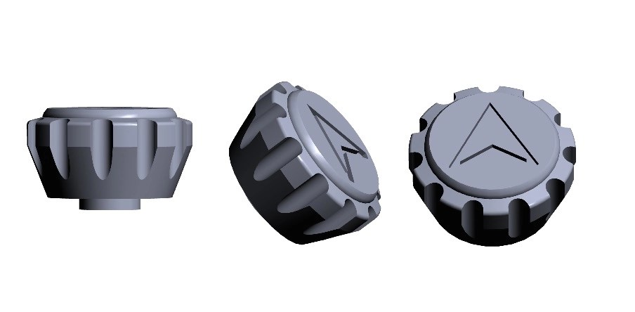 New Winding Crown Design for OPUS