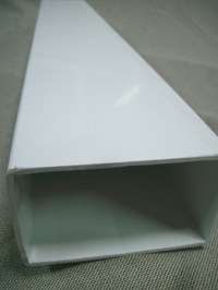 Rectangular Pvc Pipe - Acpfoto