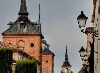 Torres y Farolas de Alcalá