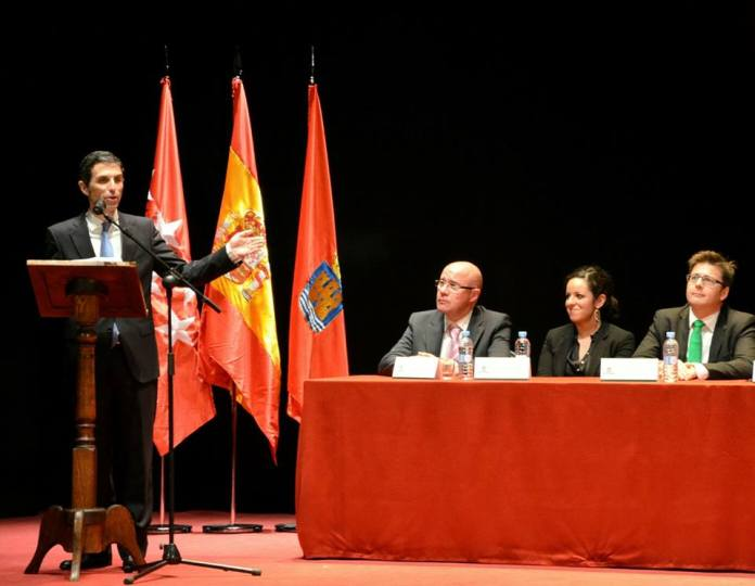 Entrega Premio Cervantes Chico 2015
