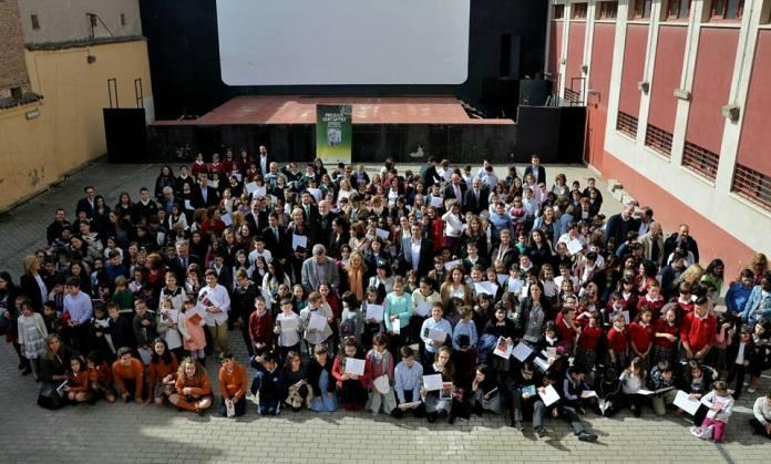 Entrega del Premio Cervantes Chico 2015