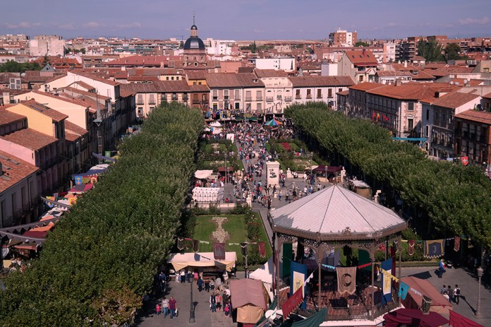 Imágenes del Mercado Cervantino 2015