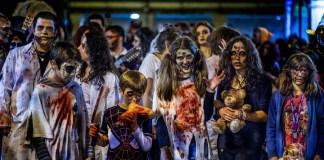 Marcha Zombie en Alcalá de Henares