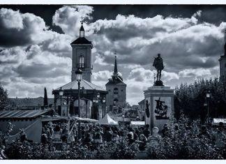 Mercado Cervantino: Plaza de Cervantes el sábado 11 de octubre
