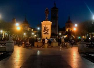 Fin de Semana en la Plaza de Cervantes