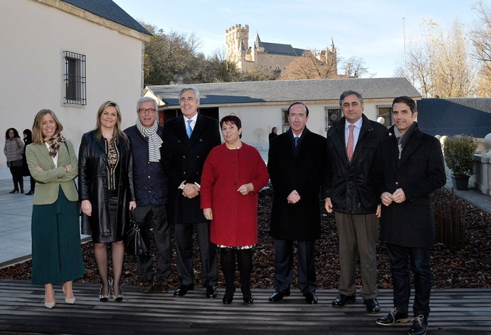 Reunión en Segovia del Grupo de Ciudades Patrimonio