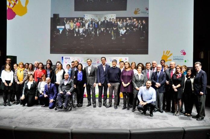 Territorios Solidarios BBVA 2015