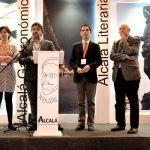 Primer dia en el pabellón de Alcalá de Henares en Fitur 2016