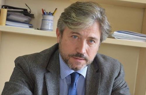 Octavio Martín, concejal del PP en Alcalá de Henares