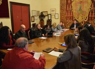 Comité Director del Plan General de Ordenación Urbana de Alcalá de Henares