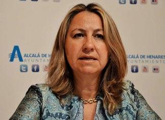 Yolanda Besteiro, concejal de Igualdad del ayuntamiento de Alcalá de Henares