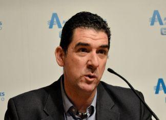Alberto Blázquez, secretario de comunicación del PSOE alcalaíno
