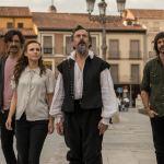El Ministerio del Tiempo salva 'El Quijote'