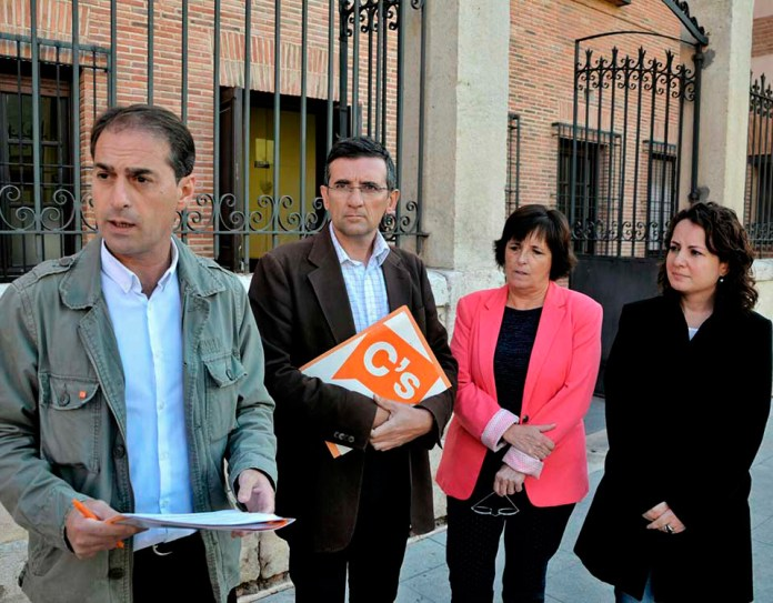 Grupo Municipal de Ciudadanos Alcalá de Henares