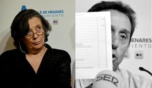 Olga García y Fernando Fernández