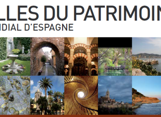 Las ciudades patrimonio de España en París