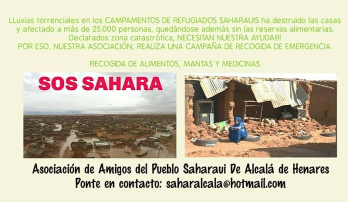 Asociación de Amigos del Pueblo Saharaui de Alcalá de Henares