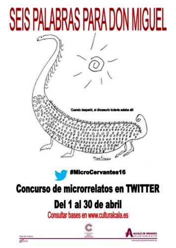 """Seis palabras para don Miguel"" en Twitter"