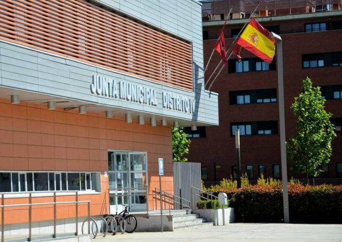 Junta Municipal del Distrito IV en Alcalá de Henares. Foto de Ricardo Espinosa Ibeas