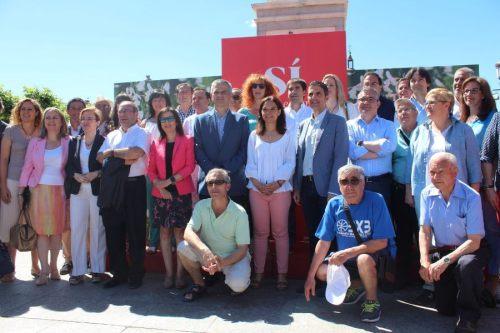 Foto remitida por el PSOE
