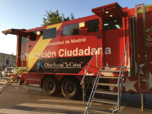 Foto de 112 Comunidad de Madrid