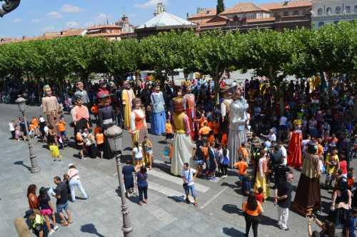Foto del ayuntamiento de Alcalá de Henares