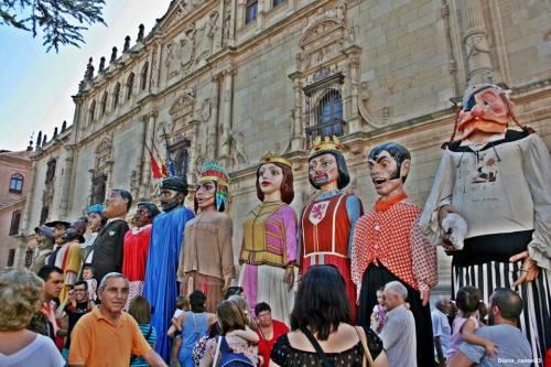Imagen de cabecera del grupo Por unas Fiestas a la Altura de Alcalá de Henares