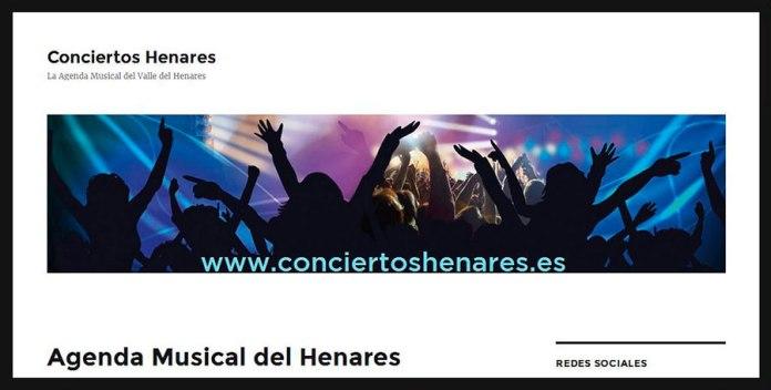 conciertoshenares